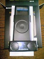 iPod用スピーカー2