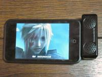 iPod touch+スピーカー1