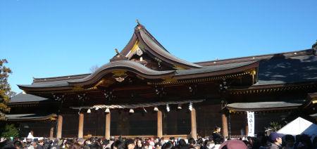 寒川神社-2