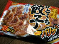 中国製冷凍餃子