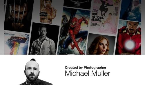 MullerPhoto : 写真家マイケル・ミュラーのiPhoneカメラアプリ。何気ない写真を劇的に変えてみよう!