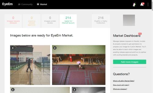 EyeEm Market