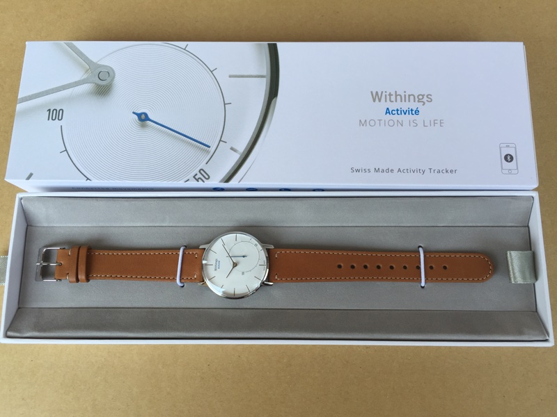 Withings Activite 3