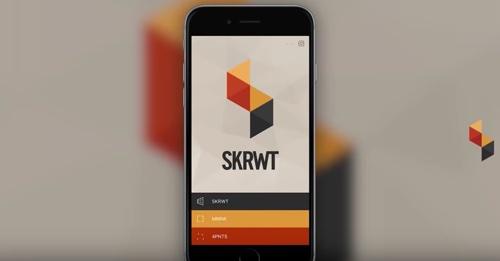 SKRWT : 写真の歪みを修正するアプリにまた新機能が追加。これまた容易に歪みを修正4PNTS