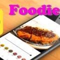 Foodie : 私が食べ物の写真を撮った後によく使うカメラアプリ。私の撮り方もご紹介。無料です。