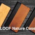 天然木と本革を使った手帳型 LOOF Nature iPhone 11 Pro ケースをレビュー