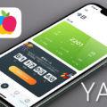 YAZIO : ヘルスケアとの連携が多いカロリー管理アプリ。今年からPROに登録しました